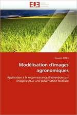 Modélisation d'images agronomiques