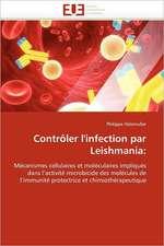 Contrôler l'infection par Leishmania