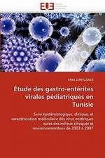 Étude des gastro-entérites virales pédiatriques en Tunisie