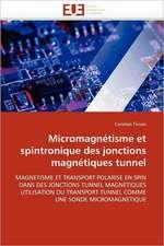 Micromagnétisme et spintronique des jonctions magnétiques tunnel