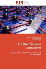 Les Web Services Complexes