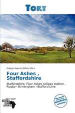 4 ASHES STAFFORDSHIRE