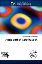 ANTJE EHRLICH-STRATHAUSEN