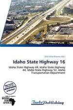 Idaho State Highway 16