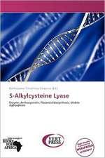 S-ALKYLCYSTEINE LYASE
