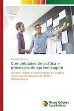 Comunidades de prática e processos de aprendizagem