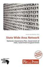 STATE WIDE AREA NETWORK