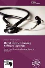 ROYAL DISTRICT NURSING SERVICE