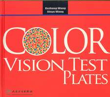 Color Vision Test Plates