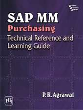 SAP MM Purchasing