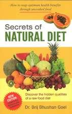 Secrets of Natural Diet