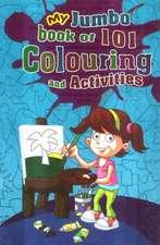 My Jumbo Book 101 Colouring & Activities