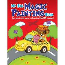 My Big Magic Painting Book