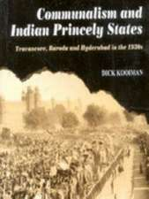 Communalism & Indian Princely States