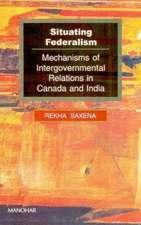 Situating Federalism