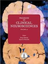 Progress in Clinical Neurosciences, Volume 26