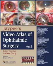 Jaypee's Video Atlas of Ophthalmic Surgery: Volume II