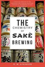 The Chemistry of Sakè Brewing