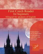 First Czech Reader for beginners