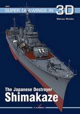 Japanese Destroyer Shimakaze