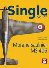 Single 22: Moraine Saulnier MS.406