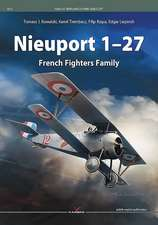 Nieuport 1 27 French Fighters Family