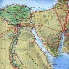 ExptessMap Egypt 1 : 2 500 000