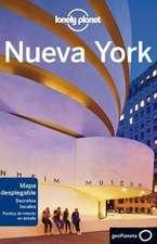 Lonely Planet Nueva York