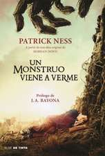 Un monstruo viene a verme MTI / A Monster Calls: Inspired by an idea from Siobhan Dowd – Movie Tie-In