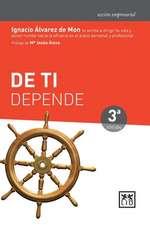 De ti depende: Tercera edición