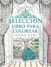 La Seleccion. Libro Para Colorear