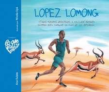 Lopez Lomong: Todos estamos destinados a utilizar nuestro talento para cambiar la vida de las personas.