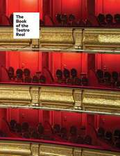 Book of the Teatro Real