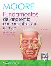 Moore. Fundamentos de anatomía con orientación clínica