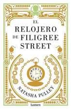 El relojero de Filigree Street / The Watchmaker of Filigree Street