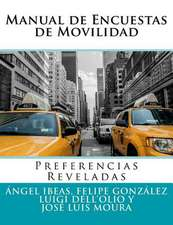 Manual de Encuestas de Movilidad