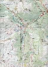 Valles de Chistau y Bielsa - Bachimala 1:25.000 Wanderkarte Spanien