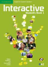 Interactive for Spanish Speakers Level 1 Student's Book