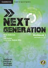 Next Generation Level 1 Workbook Pack (Workbook with Audio CD and Common Mistakes at PAU Booklet)