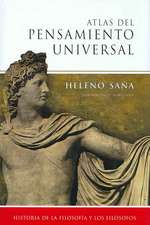 Atlas del pensamiento universal : historia de la filosofía y los filósofos