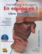 En equipo.es Level 1 Workbook + CD