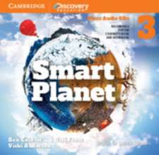 Smart Planet Level 3 Class Audio CDs (4): Recordings for the Student's Book and Workbook
