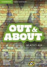 Out and About Levels 1–2 DVD Activity Book and DVD
