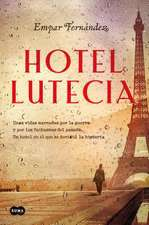 Hotel Lutecia Spanish Edition