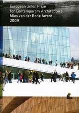 European Union Prize 2009