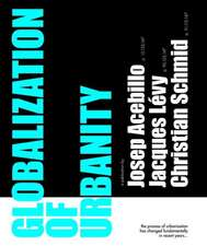 Globalization of Urbanity