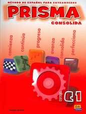 Prisma C1 Consolida - Libro del alumno