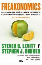 Levitt, S: Freakonomics