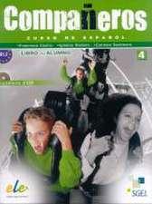 Compañeros 4 (Alumno + CD)