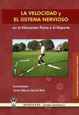 La velocidad y el sistema nervioso en la educación física y el deporte